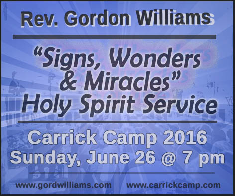 CarrickCampMiracleService2016